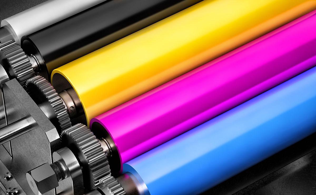 Diferença entre CMYK e RGB