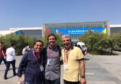 Gráfica Cartex visita China Print 2017