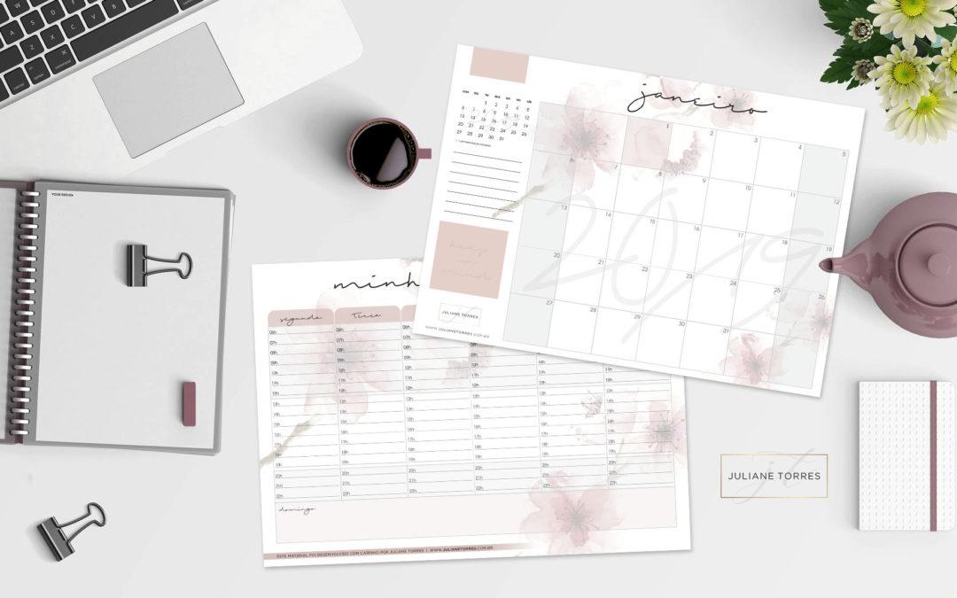 Planejamento Semanal: a organização que amamos