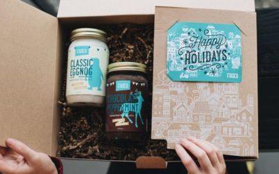 Inspirações de Embalagens de Natal