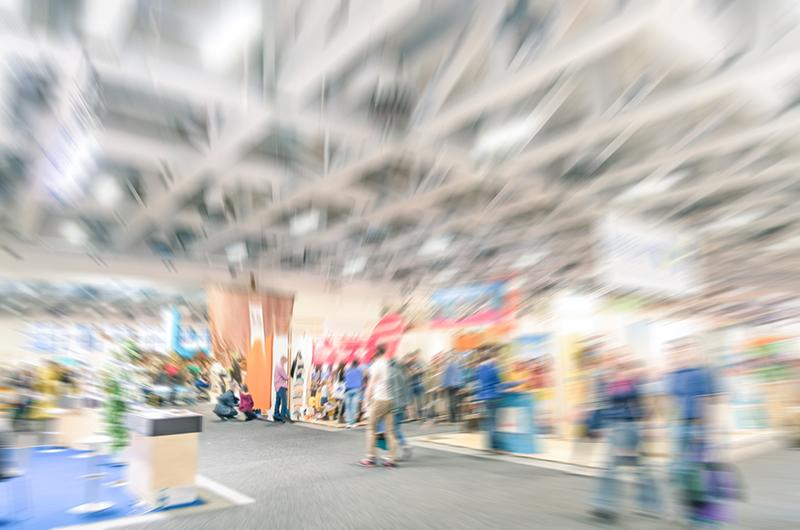 Como organizar uma feira e exposição